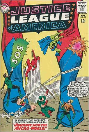 Justice League of America (1960) 18-A