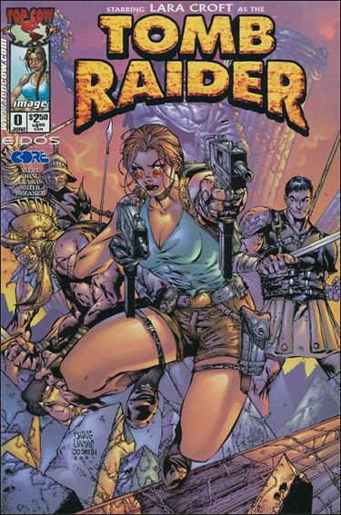 Tomb Raider: The Series 0-A by Top Cow