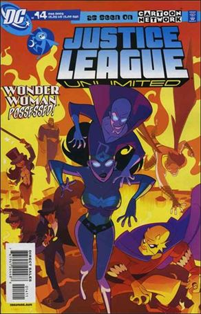 Justice League Unlimited 14-A