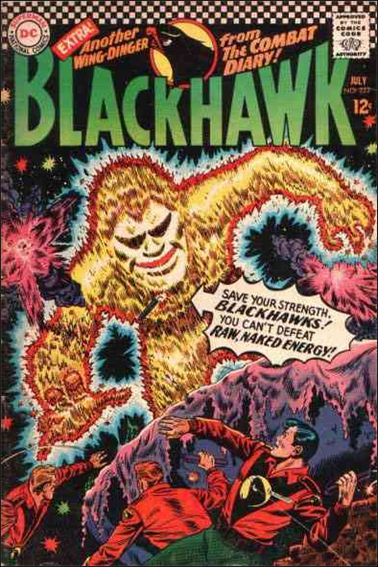 Blackhawk (1944) 222-A by DC