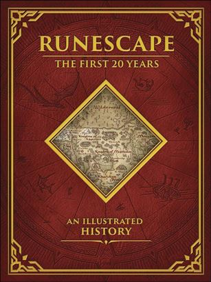 RuneScape: The First 20 Years - An Illustrated History nn-A