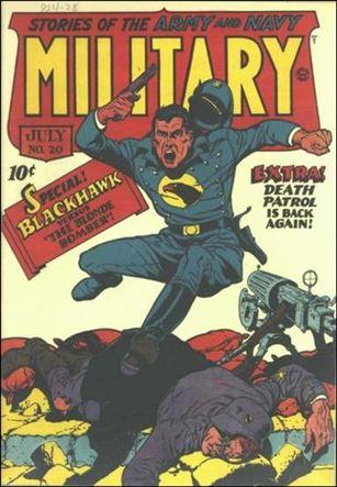 Military Comics 20-A