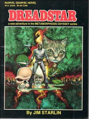 Marvel Graphic Novel 3-C