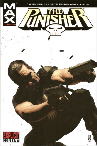 Punisher (2005) 3-A by Max