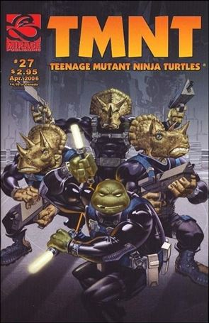 TMNT: Teenage Mutant Ninja Turtles 27-A