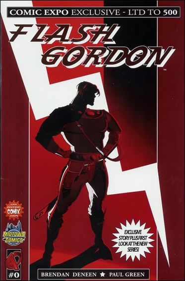 Flash Gordon (2008) 0-B by Ardden Entertainment