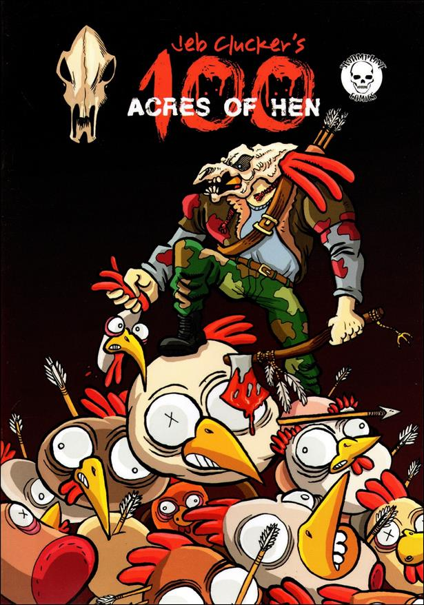 100 Acres of Hen nn-A by Swampline Comics