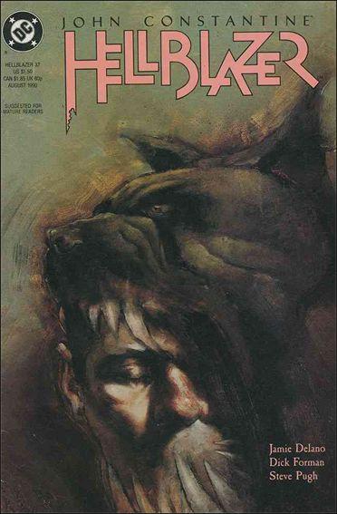 Hellblazer (1988) 32-A by Vertigo