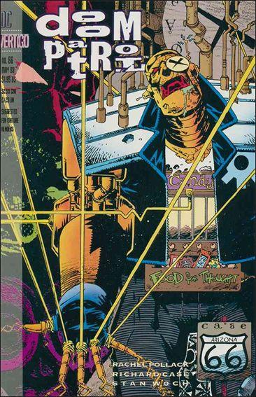 Doom Patrol (1987) 66-A by Vertigo