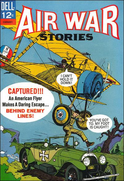 Air War Stories 5-A by Dell