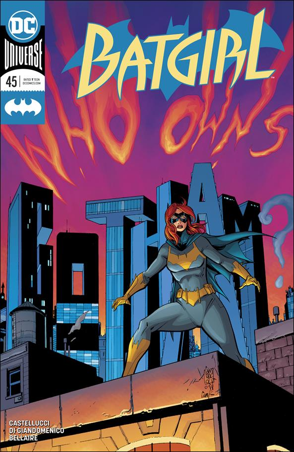 Batgirl (2016) 45-A by DC