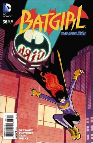 Batgirl (2011) 36-C