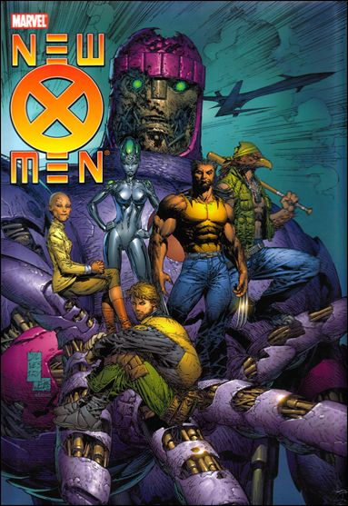 New X-Men 3-A by Marvel