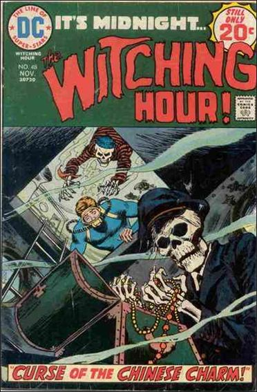 Witching Hour (1969) 48-A by DC