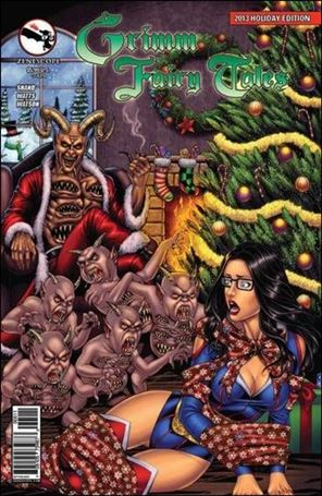 Grimm Fairy Tales: Holiday Special 5-A