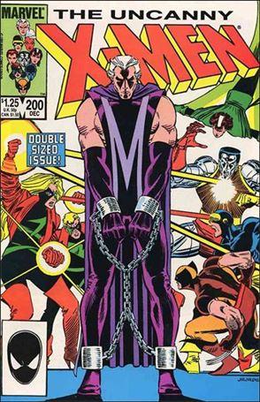 Uncanny X-Men (1981) 200-A