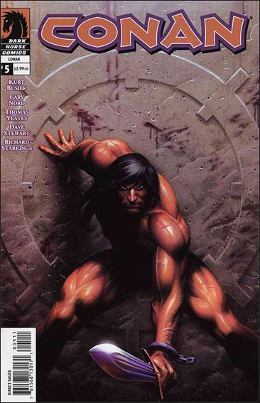 Conan (2004) 5-A by Dark Horse