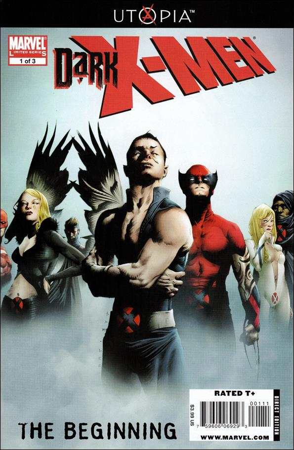 Dark X-Men: The Beginning 1-A by Marvel