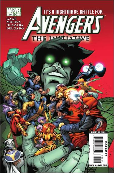 Avengers: The Initiative 30-A by Marvel