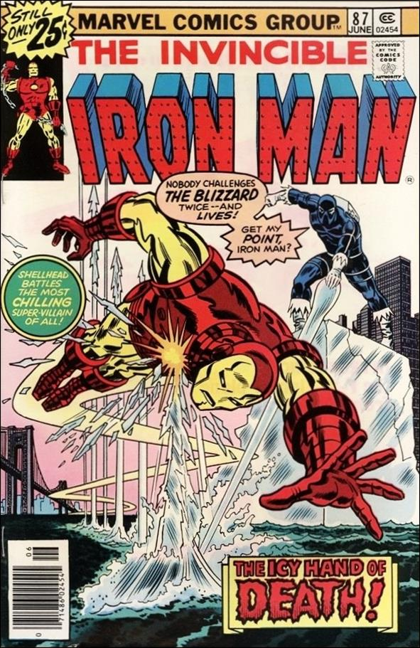Iron Man (1968) 87-A by Marvel
