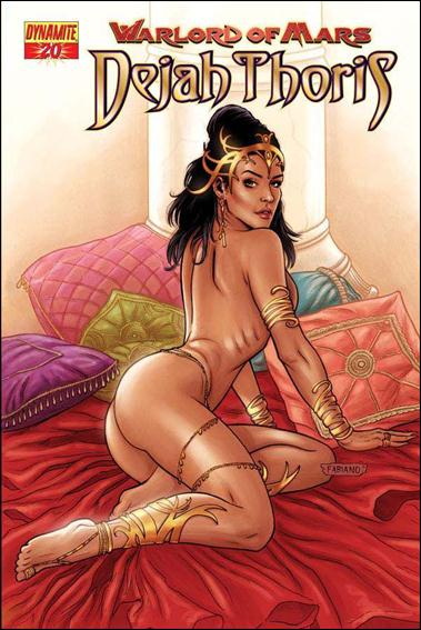 Warlord of Mars: Dejah Thoris 20-B by Dynamite Entertainment