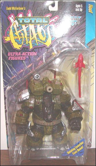 Total Chaos (Series 1) Hoof by McFarlane Toys