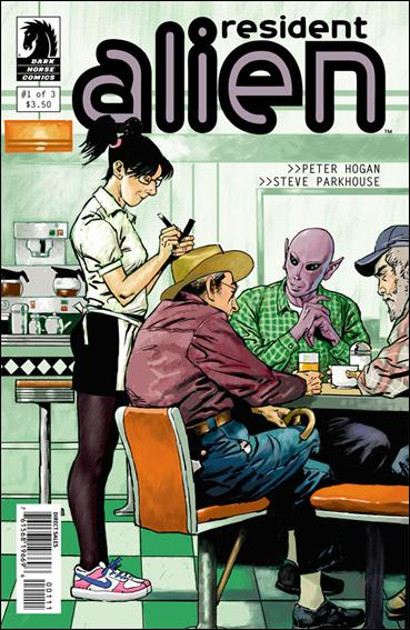 Resident Alien 1-A by Dark Horse