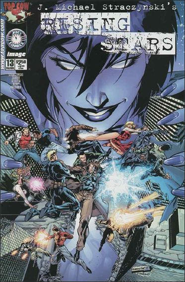 Rising Stars 13-A by Top Cow