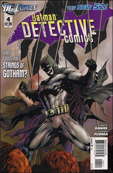 Detective Comics (2011) 4-A by DC