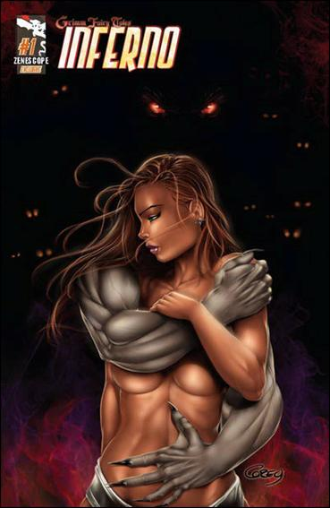 Grimm Fairy Tales: Inferno 1-C by Zenescope Entertainment