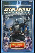 Star Wars: Unleashed Boba and Jango Fett