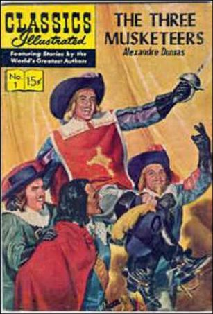 Classic Comics/Classics Illustrated 1-O