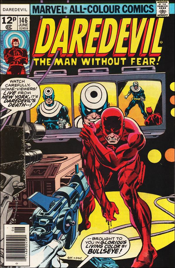 Daredevil (1964) 146-C by Marvel