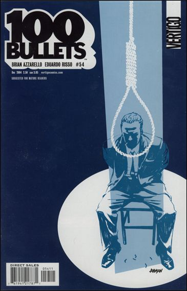 100 Bullets 54-A by Vertigo