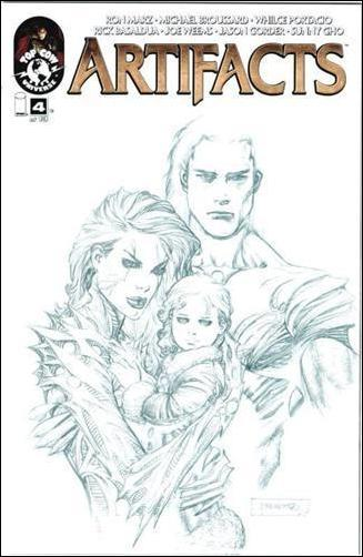 Artifacts (2010) 4-C by Top Cow