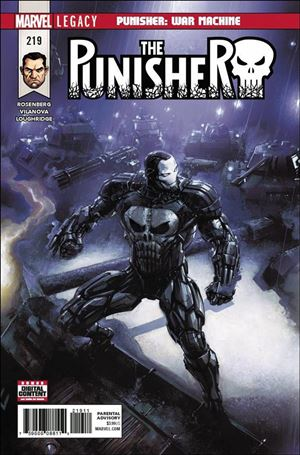 Punisher (1987) 219-A