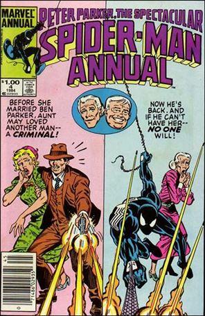 Spectacular Spider-Man Annual 4-A