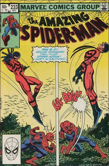 Amazing Spider-Man (1963) 233-A by Marvel