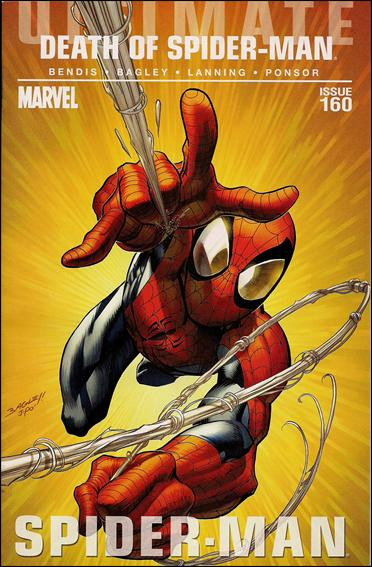 Ultimate Spider-Man (2000) 160-B by Marvel