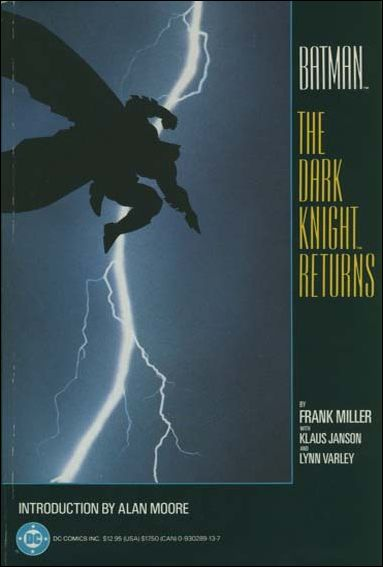 Batman: The Dark Knight Returns 1-A08 by DC