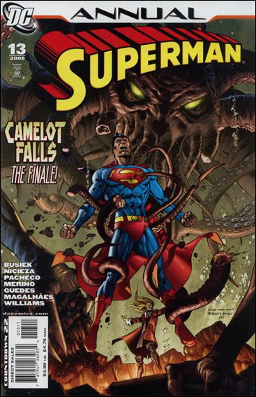 Superman Annual (1960) '13'-A by DC