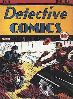 Detective Comics (1937) 16-A by DC