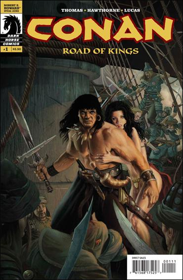 Conan: Road of Kings 1-A by Dark Horse