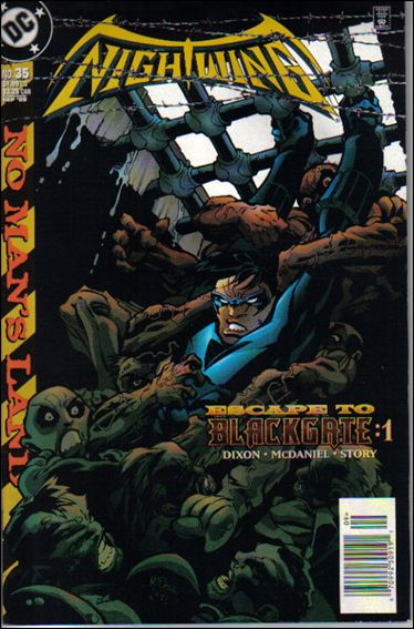 Nightwing (1996) 35-A by DC