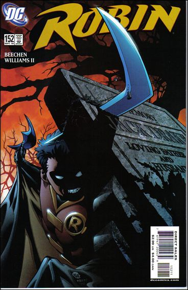 Robin (1993) 152-A by DC