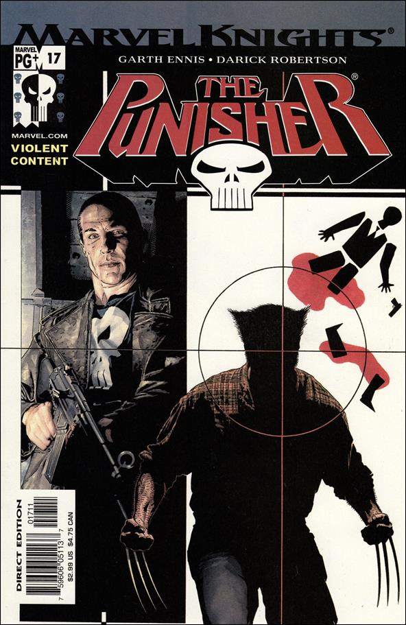 Punisher (2001) 17-A by Marvel