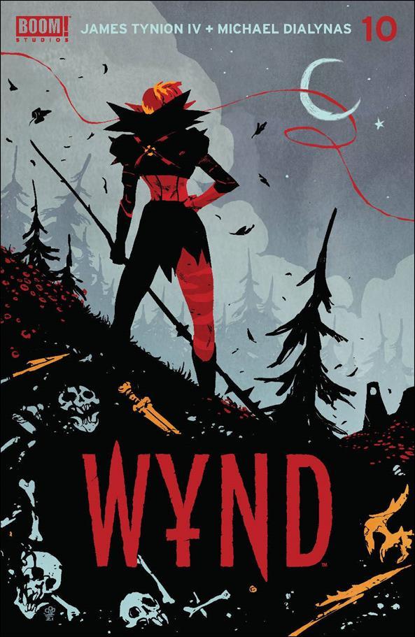 Wynd 10-A by Boom! Studios