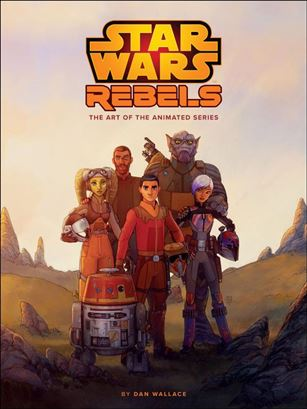 Star Wars Rebels: The Art of the Animated Series nn-A