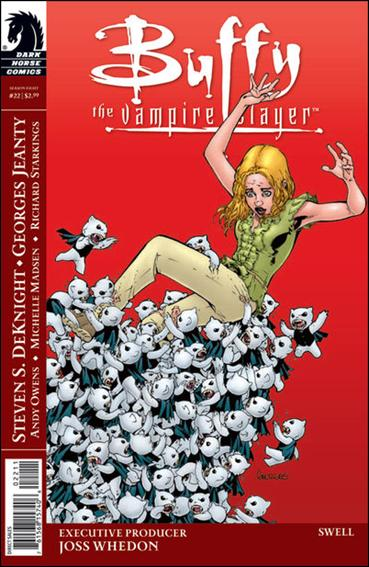 Buffy the Vampire Slayer Season Eight 22-B by Dark Horse