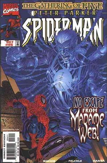 Spider-Man 96-A by Marvel